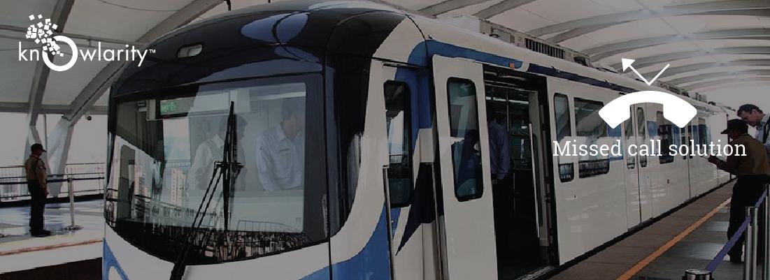 Amazing customer service to rapid metro users