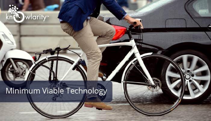 Minimum Viable Technology (MVT)—Move Fast & Keep Shipping