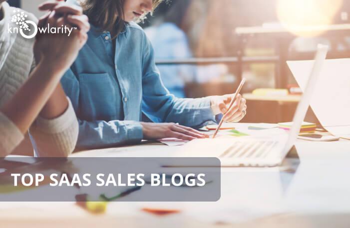 Top SaaS Sales Blogs: 12 Blogs that will help Skyrocket your Revenue