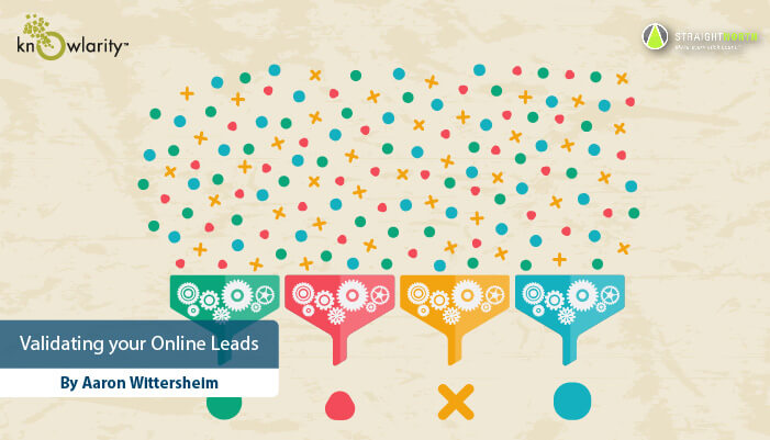 Research: Outsell the Competition by Validating Your Online Leads
