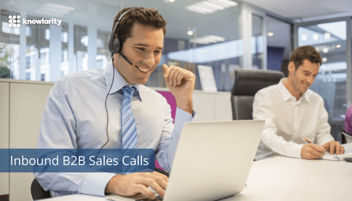 Inbound B2B Sales Calls: 12 Experts Share their Best Tips