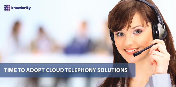Adopt Cloud Telephony Solutions in your BPO