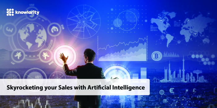 Artificial Intelligence Sales
