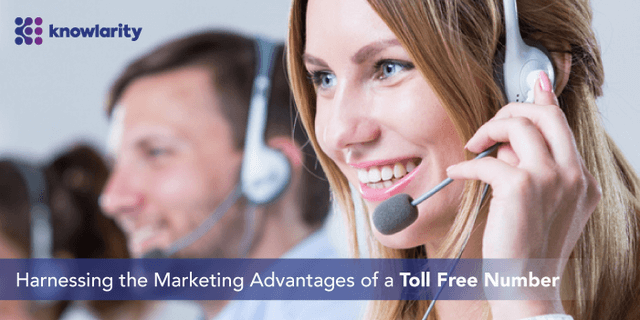 Harnessing the Marketing Advantages of a Toll Free Number