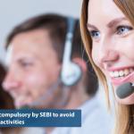 Call recordings made compulsory by SEBI to avoid unauthorized trading activities
