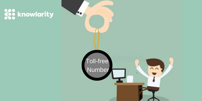Easiest ways get a toll-free number