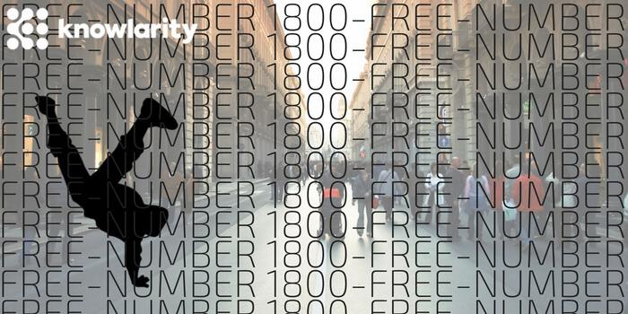 Free Number is The New Free Style