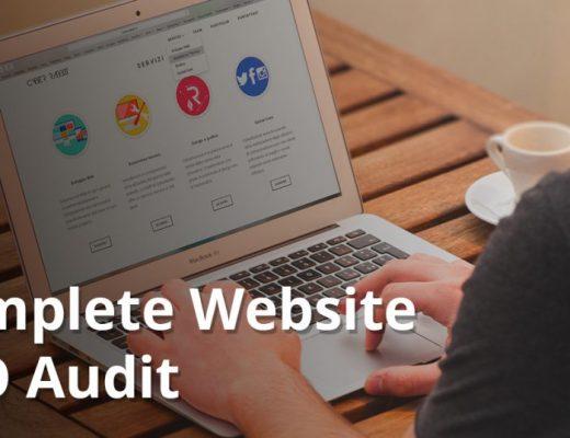 Conducting SEO Audit