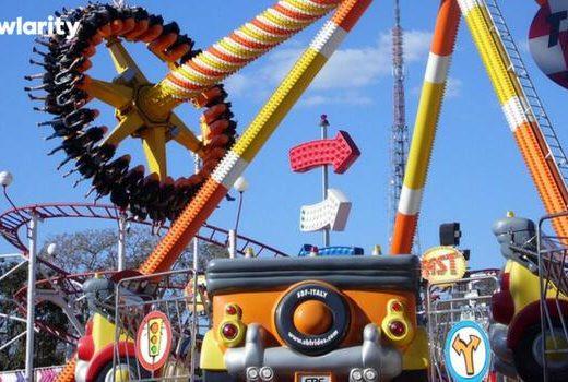 cloud telephony for amusement park