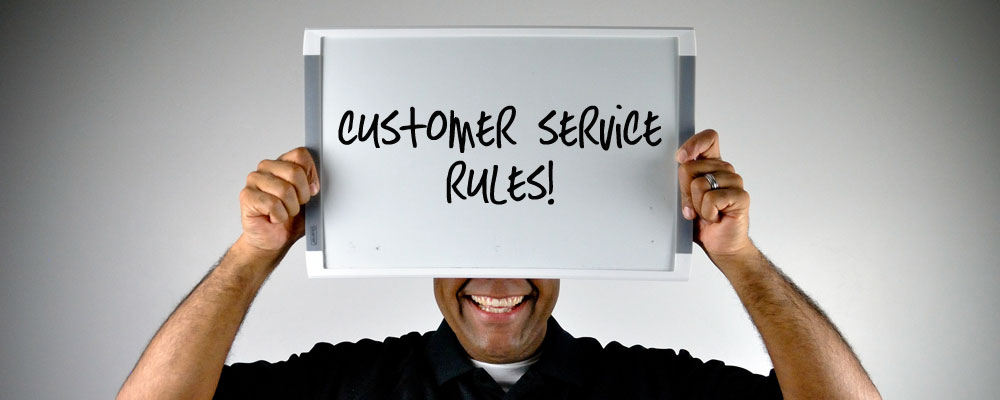 Communication is a two-way street, especially with your customers